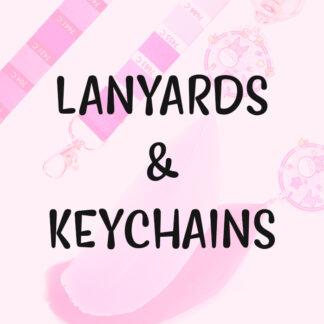 Lanyards & Keychains
